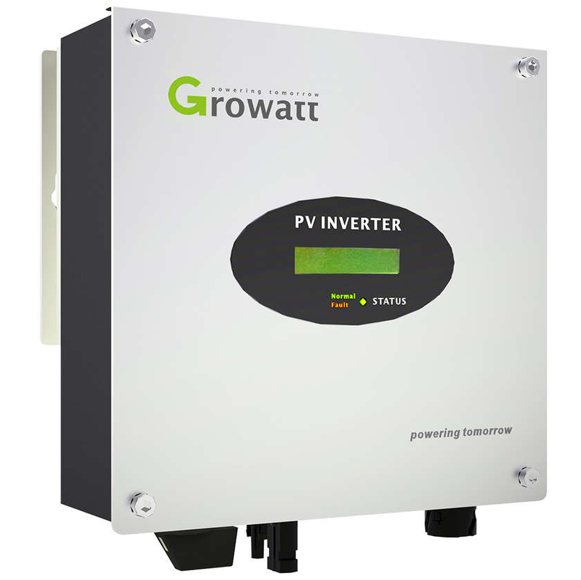 Inversor red growatt 750 3000 s ml
